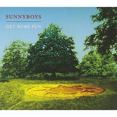Sunnyboys GET SOME FUN CD