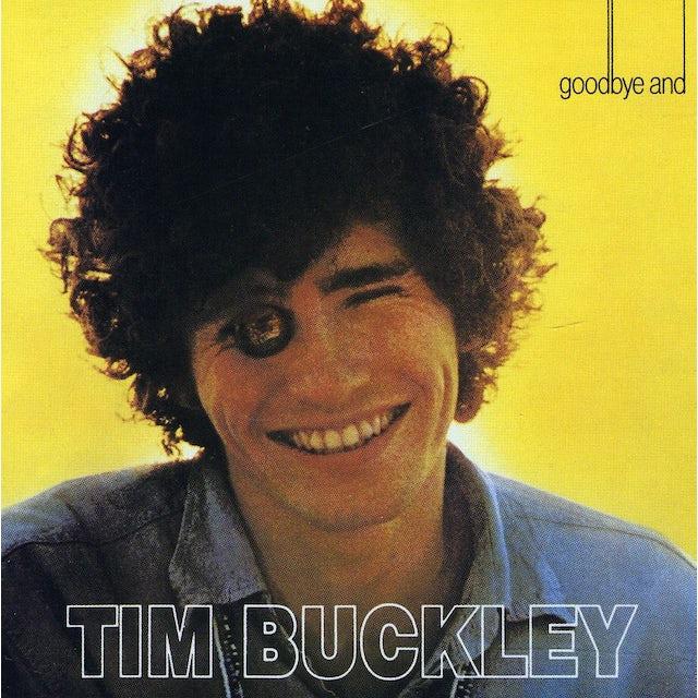 Tim Buckley GOODBYE & HELLO CD