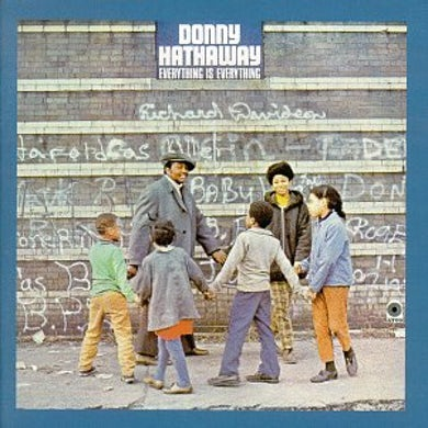 Donny Hathaway EVERYTHING IS EVERYTHING CD
