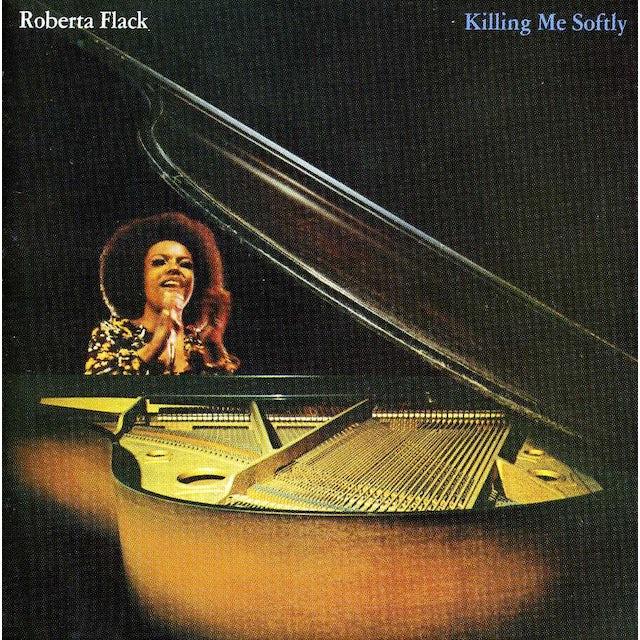 Roberta Flack KILLING ME SOFTLY CD