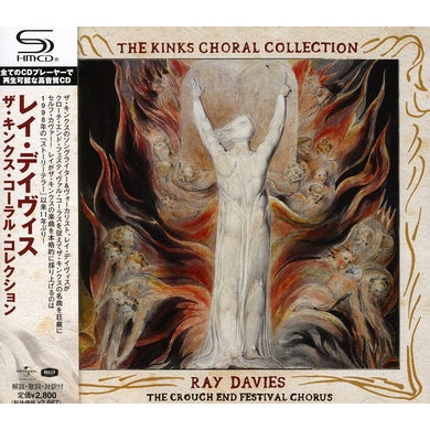 Ray Davies KINKS CHORAL COLLECTION CD