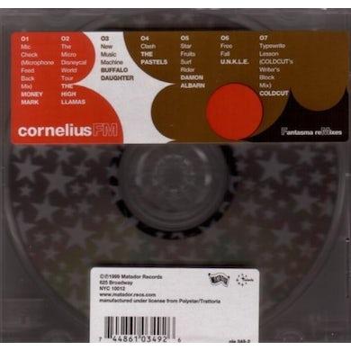 Cornelius FM (FANTASMA MIX) CD
