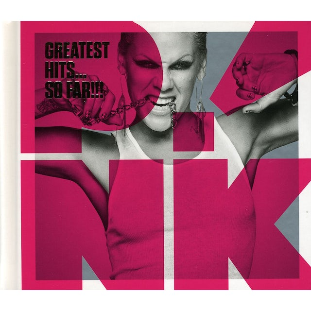 Pink GREATEST HITS SO FAR: SPECIAL EDITION CD
