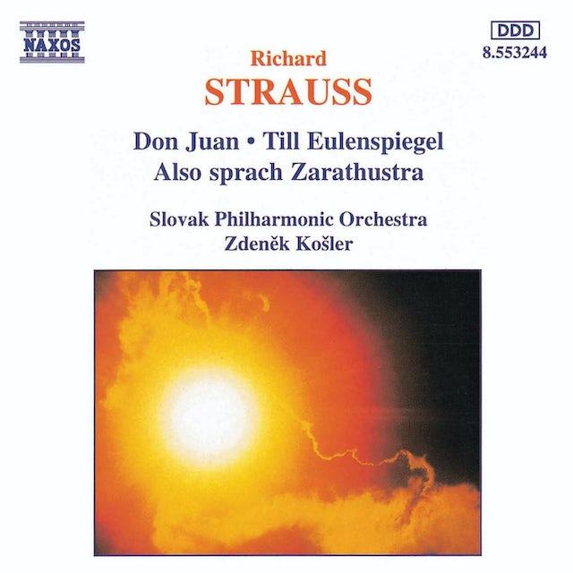 R. Strauss ZARATHRUSTRA/DON JUAN/& CD