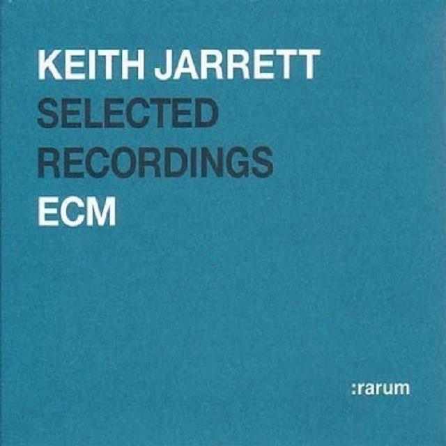 Keith Jarrett RARUM I: SELECTED RECORDINGS CD