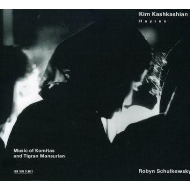 MUSIC OF KOMITAS & TIGRAN MANSURIAN CD