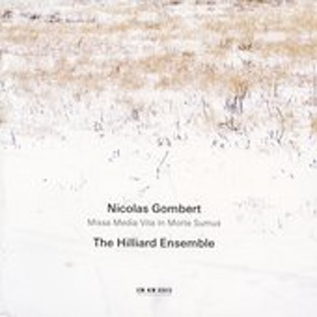 Hilliard Ensemble NICOLAS GOMBERT CD