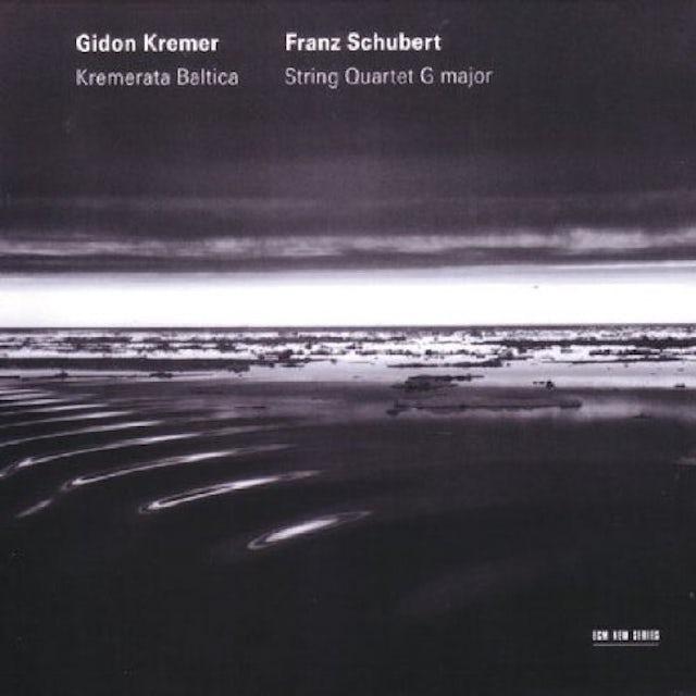Gidon Kremer STR QT IN G MAJOR CD