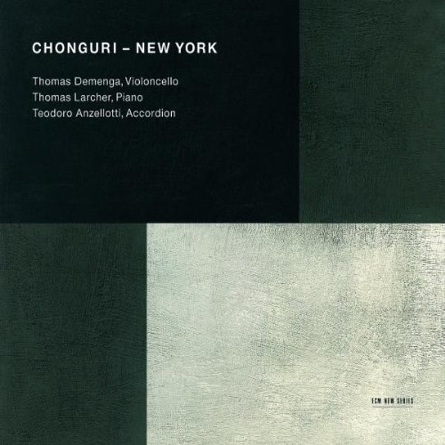 Thomas Demenga TCHONGURI CD