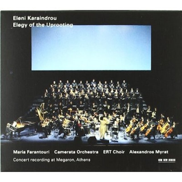 Eleni Karaindrou ELEGY OF THE UPROOTING CD