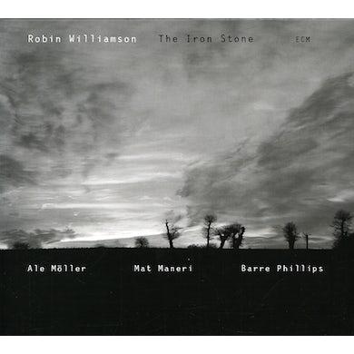 Robin Williamson IRON STONE CD
