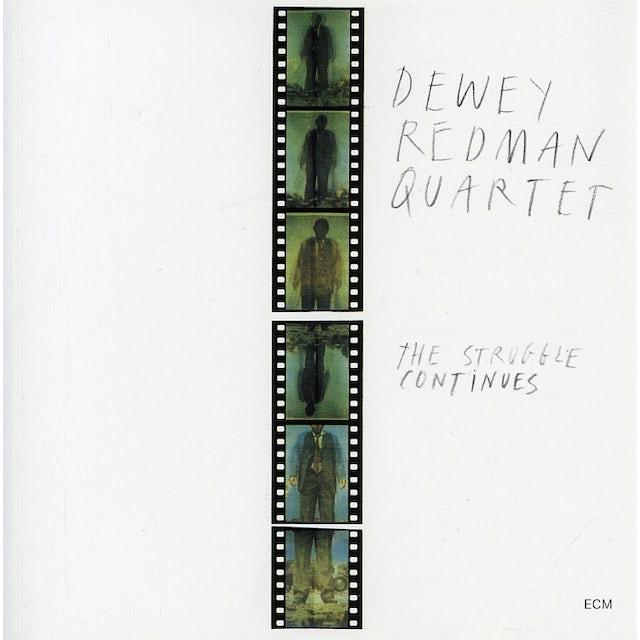 Dewey Redman STRUGGLES CONTINUES CD