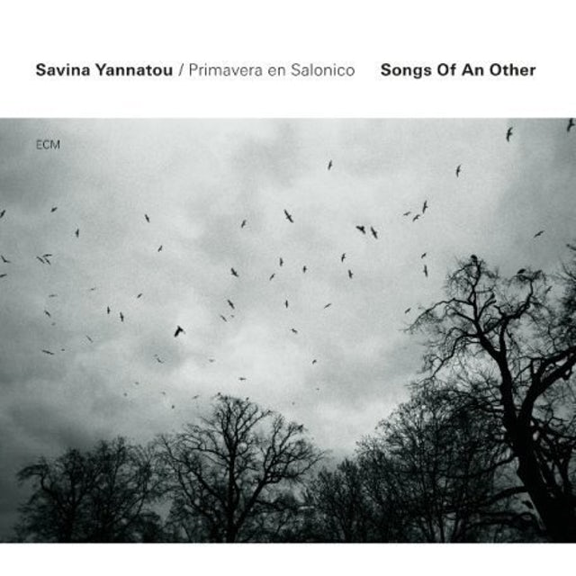 Savina Yannatou SONGS OF AN OTHER CD