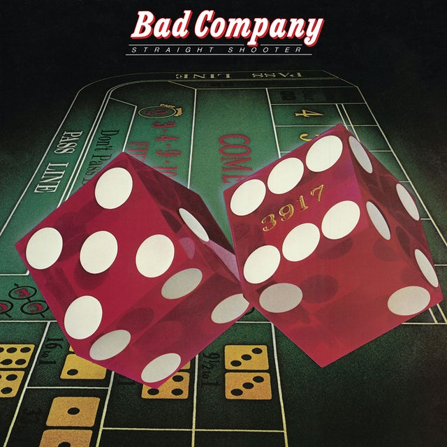 Bad Company STRAIGHT SHOOTER CD