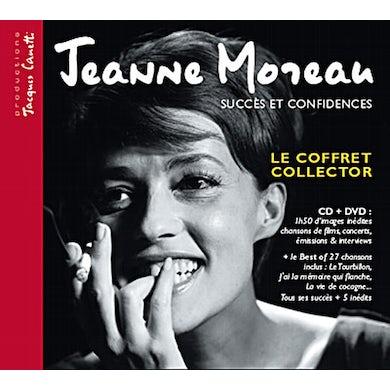 Jeanne Moreau SUCCES ET CONFIDENCES CD
