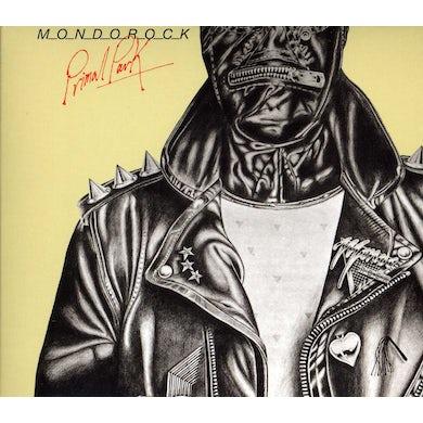 Mondo Rock PRIMAL PARK CD
