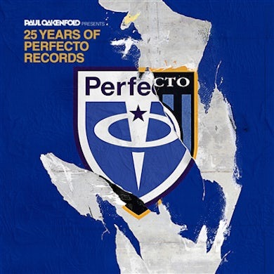 Paul Oakenfold 25 YEARS OF PERFECTO RECORDS CD