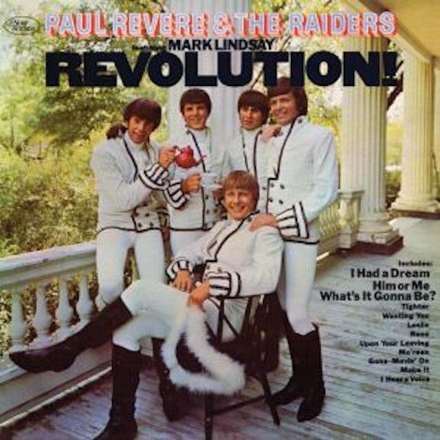 Paul Revere REVOLUTION: DELUXE CD