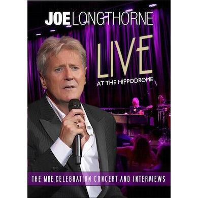 JOE LONGTHORNE MBE-LIVE AT THE HIPPODROME DVD