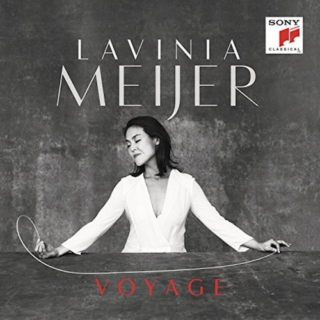 Lavinia Meijer VOYAGE CD