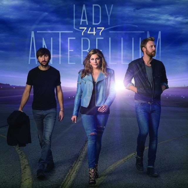 Lady A 747 DELUXE TOUR EDITION CD