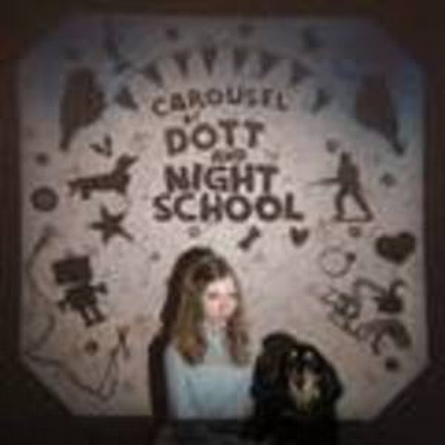 DOTT & NIGHT SCHOOL CAROUSEL Vinyl Record