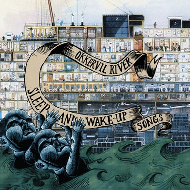 SLEEP & WAKE-UP SONGS Vinyl Record