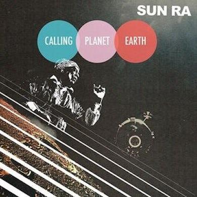 CSun RaLLING PLANET EARTH Vinyl Record