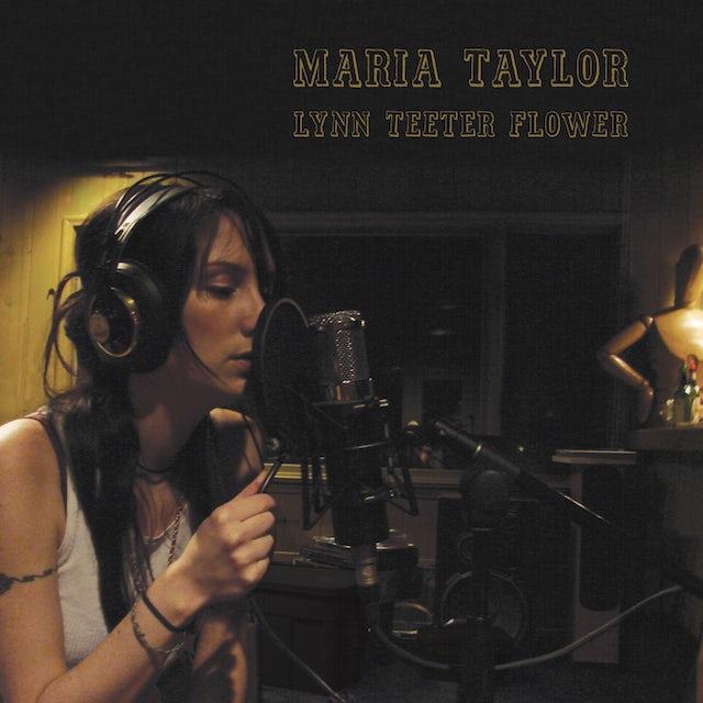 Maria Taylor LYNN TEETER FLOWER Vinyl Record
