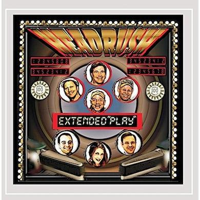 Headrush EXTENDED PLAY CD
