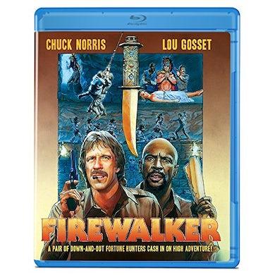 FIREWALKER Blu-ray
