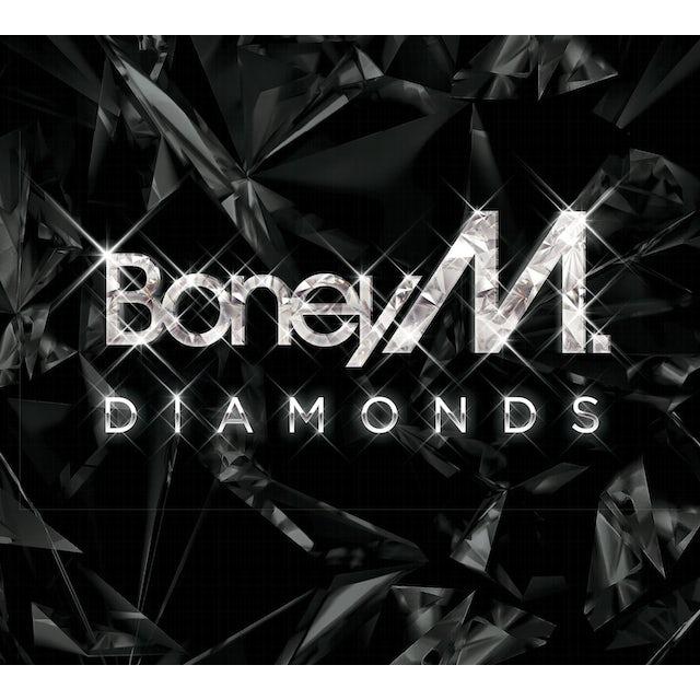BONEY M.-DIAMONDS (40TH ANNIVERSARY EDITION) CD