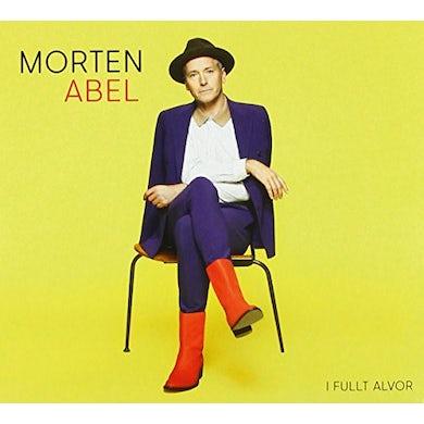 Morten Abel I FULLT ALVOR CD