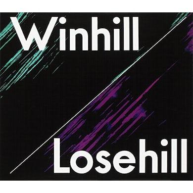 WINHILL / LOSEHILL TROUBLE WILL SNOWBALL CD