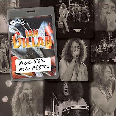 Ian Gillan ACCESS ALL AREAS CD