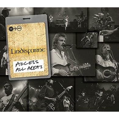 Lindisfarne ACCESS ALL AREAS CD