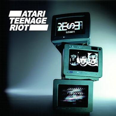 Atari Teenage Riot RESET CD