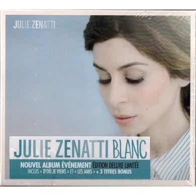 Julie Zenatti BLANC CD