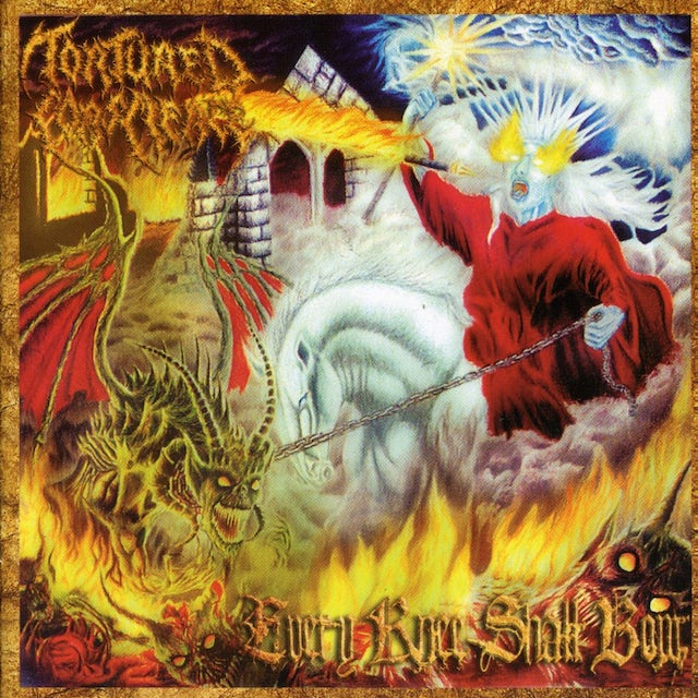 Tortured Conscience EVERY KNEE SHALL BOW CD