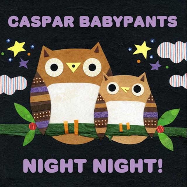 Caspar Babypants NIGHT NIGHT CD
