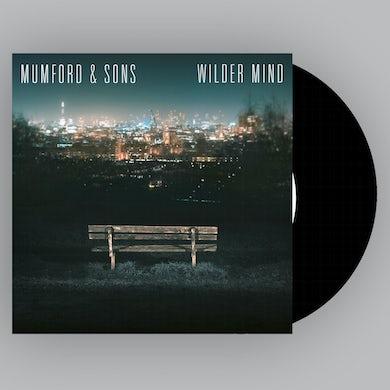 Mumford & Sons WILDER MIND Vinyl Record