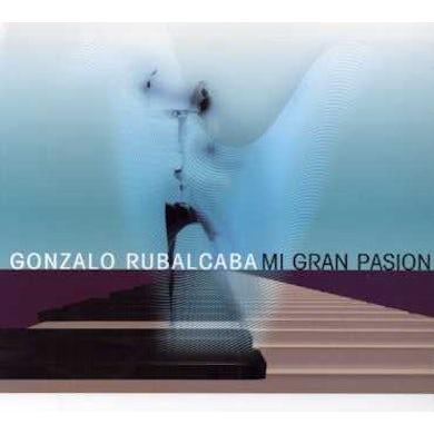 Gonzalo Rubalcaba MI GRAN PASION CD