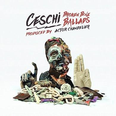 Ceschi BROKEN BONE BALLADS CD
