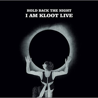 I Am Kloot HOLD BACK THE NIGHT: LIVE Vinyl Record