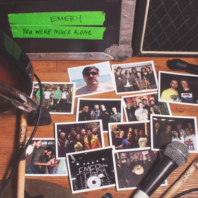 Emery  YOU WERE NEVER ALONE CD