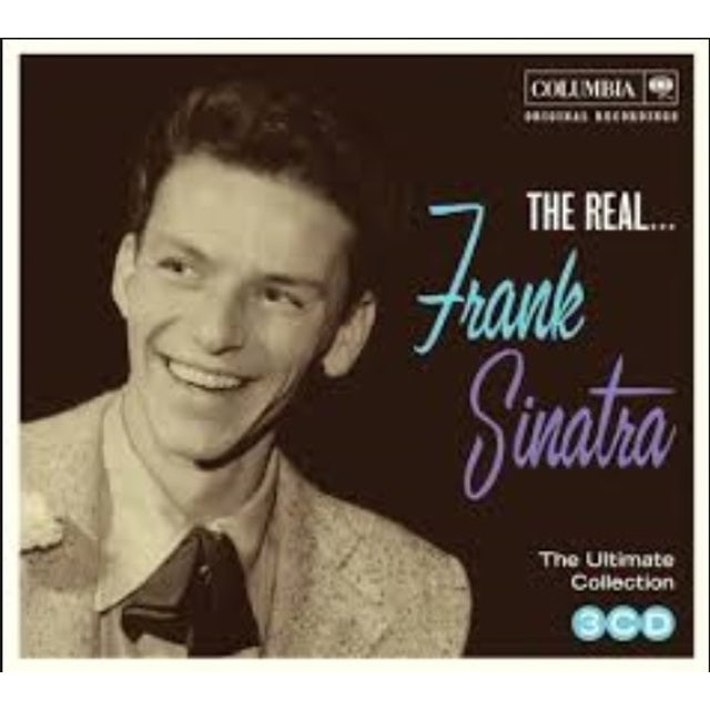REAL FRANK SINATRA CD