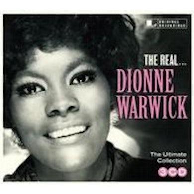 REAL DIONNE WARWICK CD