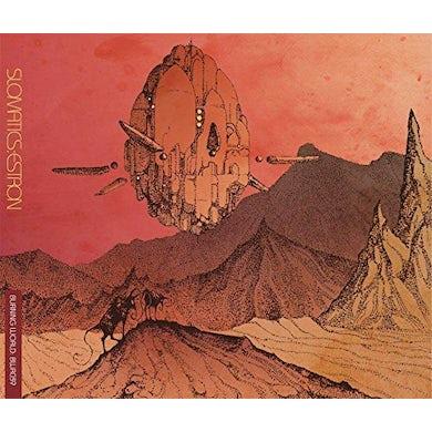 Slomatics ESTRON-ORANGE VINYL VERSION Vinyl Record - Colored Vinyl, UK Release