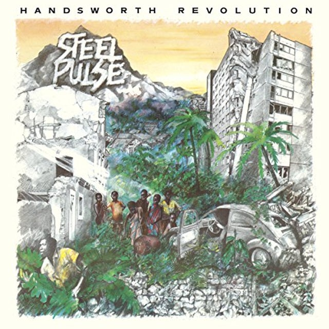 Steel Pulse HANDSWORTH REVOLUTION: DELUXE CD