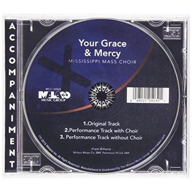 Mississippi Mass Choir YOUR GRACE & MERCY CD